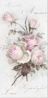 Taschentücher - Roses