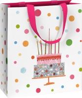 Geschenktasche 18x8x21 cm - Elenor