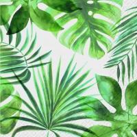 Servietten 33x33 cm - Leaf