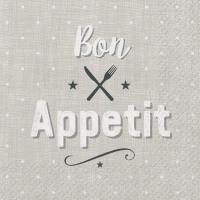 Servietten 33x33 cm - Appetito