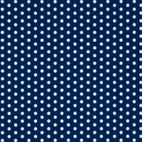 Servietten 24x24 cm - Bolas dark blue