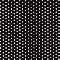 Servietten 24x24 cm - Bolas black
