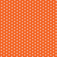Servietten 25x25 cm - Bolas orange