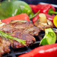 Lunch Servietten Barbecue