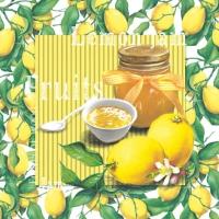 Lunch Servietten Lemon Jam