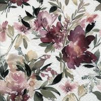 Servietten 33x33 cm - Belleza vintage