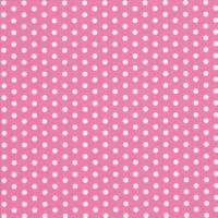 Servietten 33x33 cm - Bolas light pink