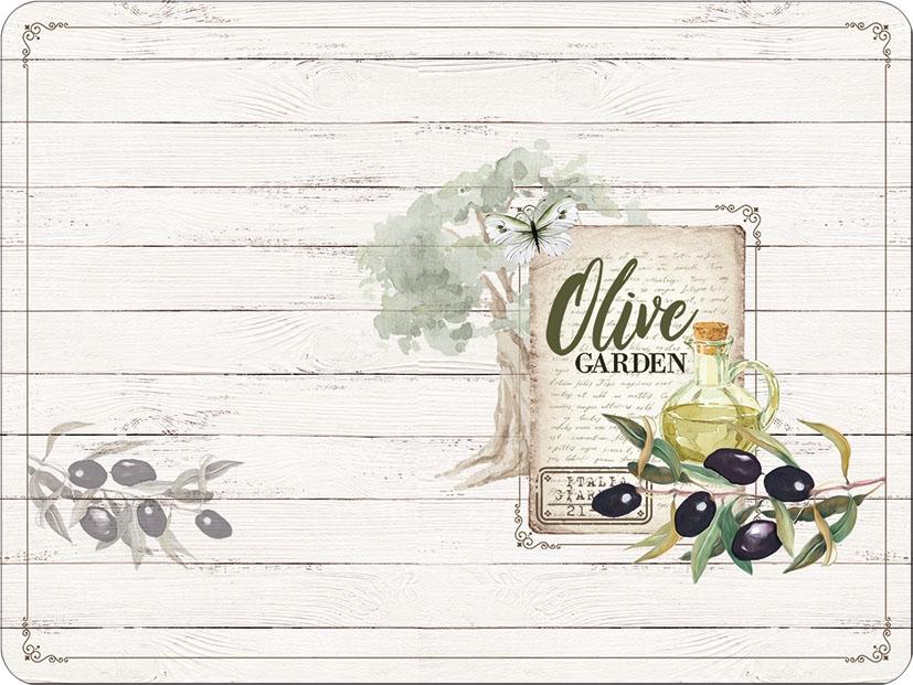 Tischsets - Olive Garden