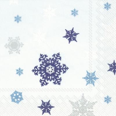 Servietten 25x25 cm - SWEET DREAM hellblau