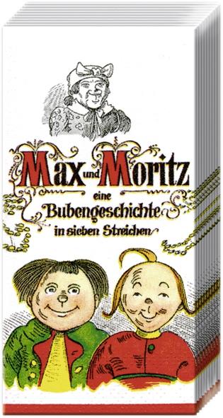 Taschentücher - Max und Moritz