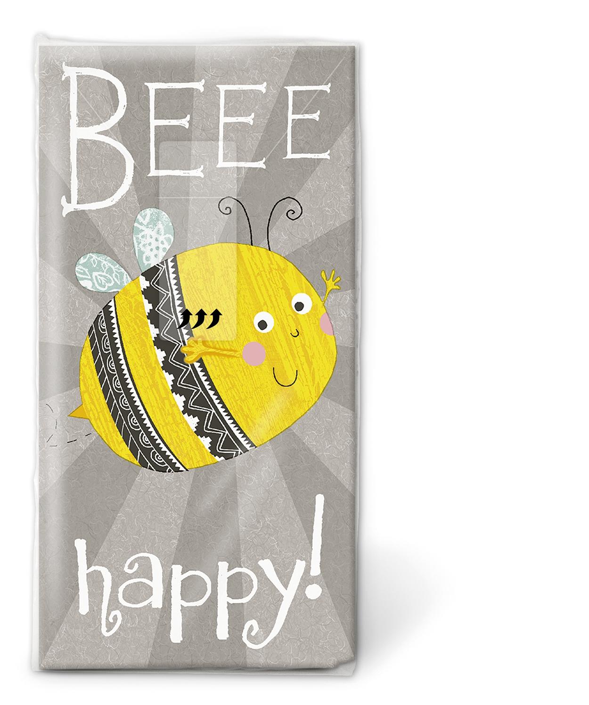 Taschentücher - TT Beee glücklich