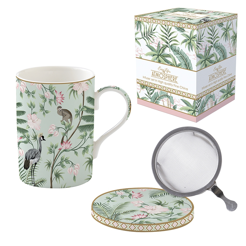 Porzellan-Tasse - Coffee Mania - WILD