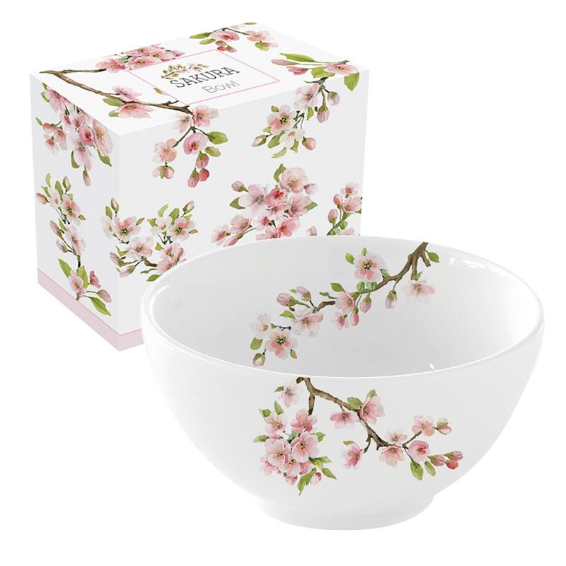 Porzellan Schale - Sakura