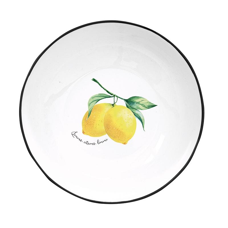 Suppenteller 18cm - Amalfi