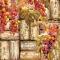 Servietten 25x25 cm - Grapes & Corks