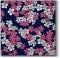 Servietten 25x25 cm - Floral Carpet (violet)